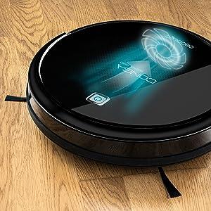 Cecotec Conga Serie 990 Robot Aspirador que friega, Acero Inoxidable, Negro, autonomía de 160 minutos: 199.65: Amazon.es: Hogar