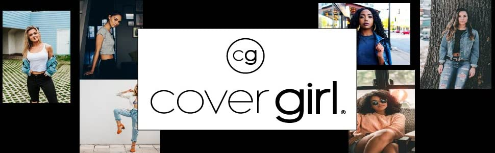 Cover Girl Jeans Banner