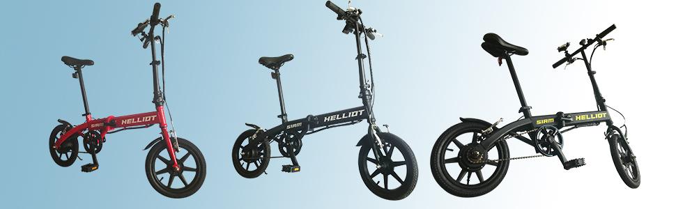 Helliot Siam. Bicicletas ...