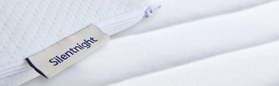 Silentnight V Pillow with Pillowcase