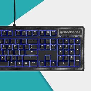 steelseries apex 100 teclado para juegos