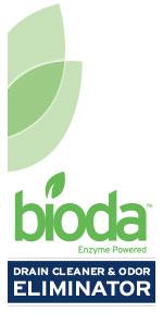 Bioda, Enzyme Powered, Drain, Cleaner, Odor, Eliminator
