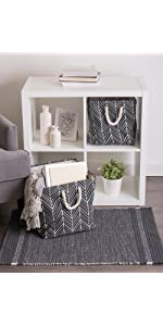 closet storage, baskets for blankets, laundry storage, laundry basket, woven basket, storage baskets