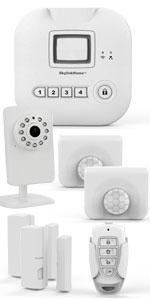 alarm system, automation, smarthome, smart plug, camera