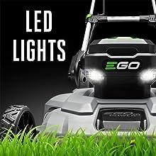 EGO, LED lights
