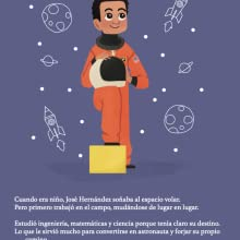 Jose Hernandez- Astronaut