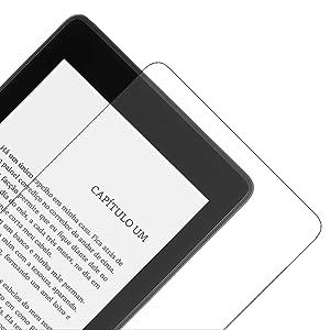 Cortes precisos Película Kindle Paperwhite