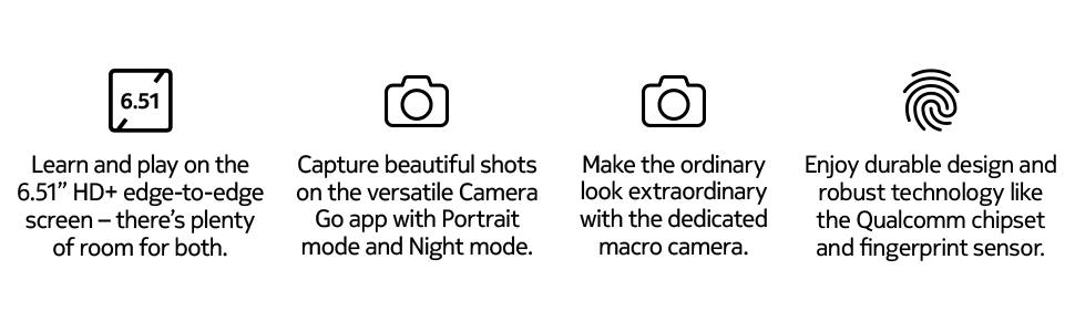 screen, camera, macro camera, qualcomm, fingerprint