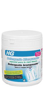 ... HG Detergente blanqueador especial para la ropa blanca