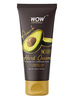 WOW Skin Science Hand Cream, Avocado