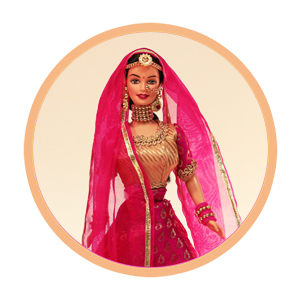 perfect for your baby Barbie Wedding Fantasy Barbie Doll Color May Vary