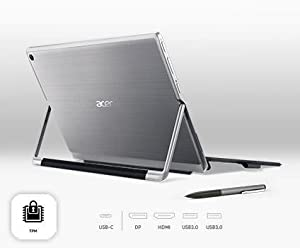 Acer Switch Alpha 12 Sicherheit