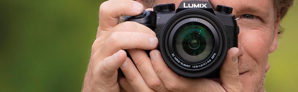 Panasonic Lumix DC-FZ1000 II - Cámara Bridge de 20.1 MP (Sensor 1 pulgadas, 12fps, Zoom de 16X, Objetivo F2.8-F4 de 25- 400 mm, 4K, WiFi, Bluetooth), Color Negro: Amazon.es: Electrónica