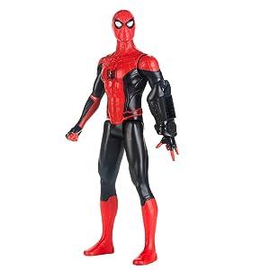 Spider-Man- Máscara del Traje sigiloso (Hasbro E3563EU4): Amazon ...