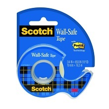 Scotch Wall-Safe Tape