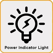 POWER INDICATOR LIGHT