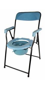 Mobiclinic, Puente, Silla con WC o inodoro para discapacitados ...
