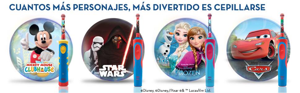 Personajes de Disney