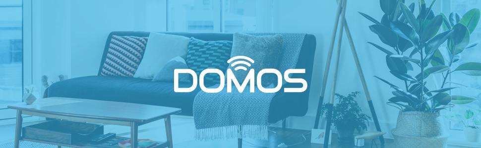 Domos domotica inteligente para el hogar dispositivos conectados