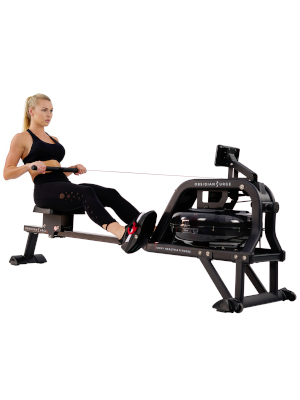 INDOOR WATER ROWING MACHINES FOR EXERCISE