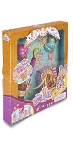 Amazon.es: The Bellies-Blinky Queen, muñeca bebé