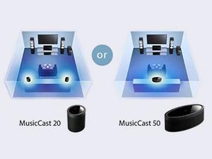 Wireless Surround Capable