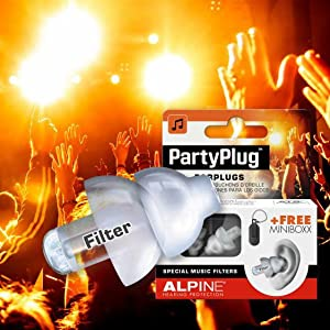Party Plug Hearing Protectors