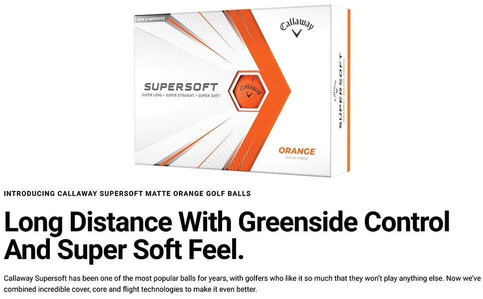 supersoft Orange