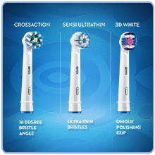 elektrische tandenborstel mondhygiëne gezondheid witte tanden geen cariës OralB