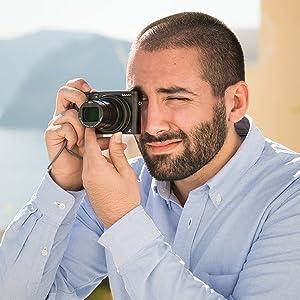 Lumix TZ100 Camera Feature - LVF