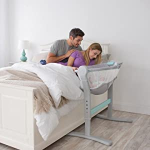 Amazon Com Swaddleme By Your Bed Sleeper Baby