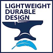 Lightweight durable design