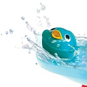 Yookidoo kids bath toys fun learn play splash clean study