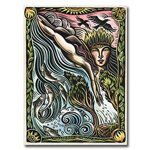 Llewellyn's 2021 Witches' Calendar: Zakroff, Laura Tempest, Zaman