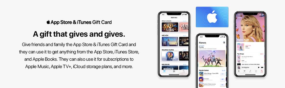 iTunes, App Store, Apple