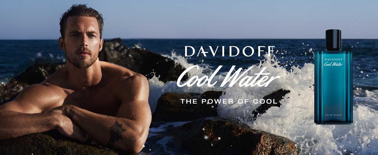 Davidoff Cool Water Man After Shave Lotion 125ml