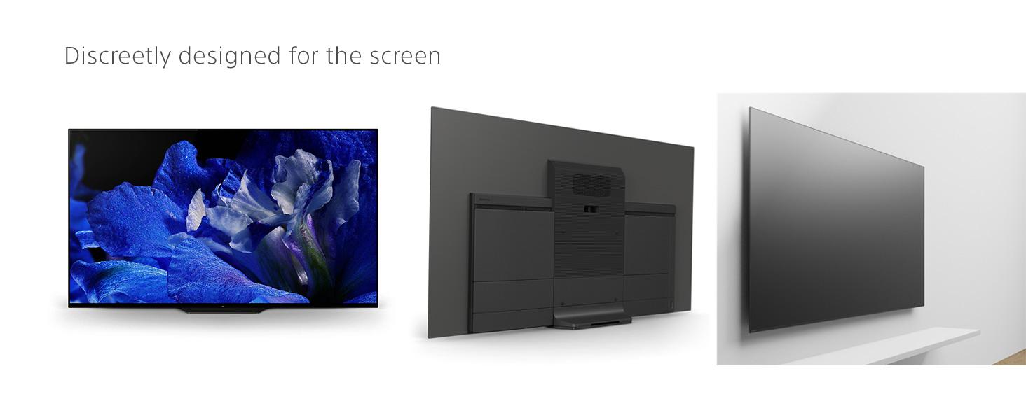 Amazon Com Sony Xbr55a8f 55 Inch 4k Ultra Hd Smart Bravia