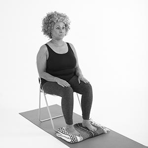 yoga practice, yoga, accessible yoga, Jivana Heyman, yoga for every body