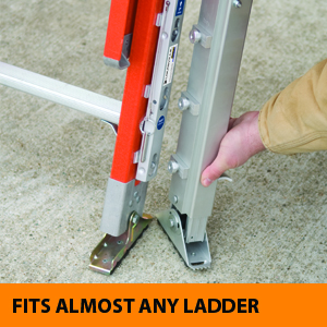 fits almost any ladder