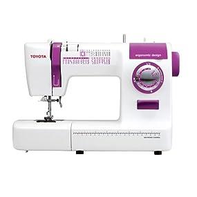 Toyota ECO34A Lila Máquina de coser