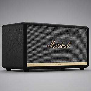 Amazon.com: Marshall Stanmore II - Altavoz inalámbrico ...