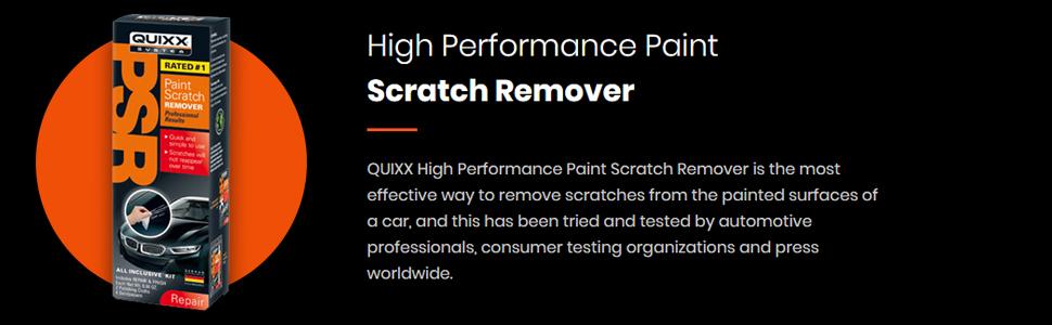 paint scratch repair, paint scratch remover, paint repair, quixx psr, paint repair pen