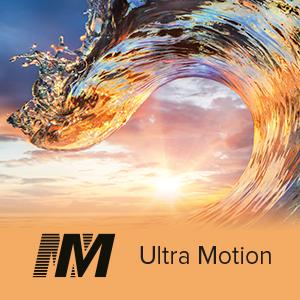 Ultra Motion movimento fluido
