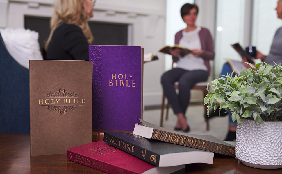 Christian Art Gifts King James Version Gift & Award Bible Collection