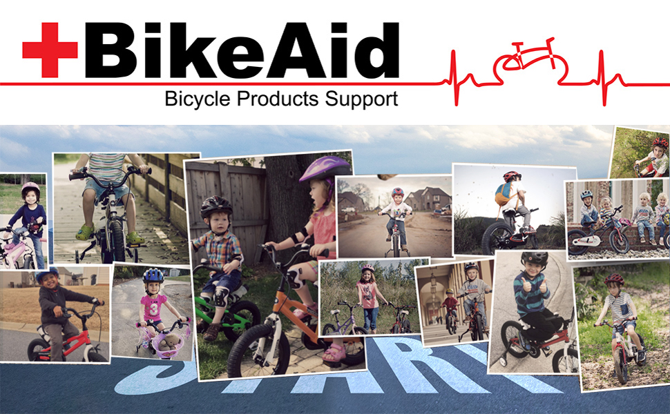 RoyalBaby kids bike products support
