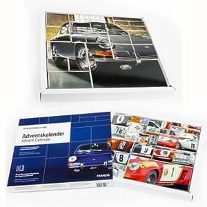 Adventskalender, Adventskalender Männer, Adventskalender Bauen, Porsche 911, Modellauto, Weihnachten