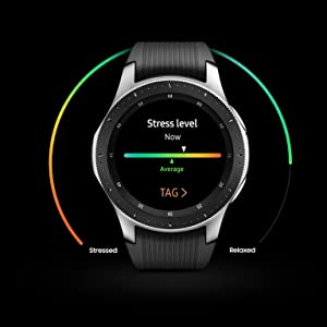 Samsung Galaxy Watch  Silver (Bluetooth) 2