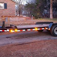 trailer light, side marker light