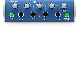 PreSonus HP4 4-Kanal Kopfhörerverstärker
