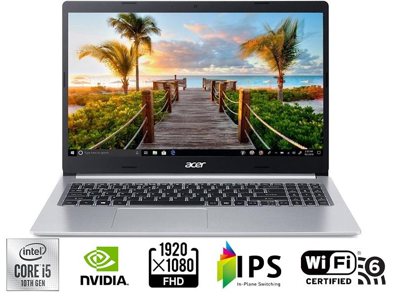 Acer Aspire A515-54 Amazon Choice Intel Core i5 Full HD 15.6 Backlit Fingerprint
